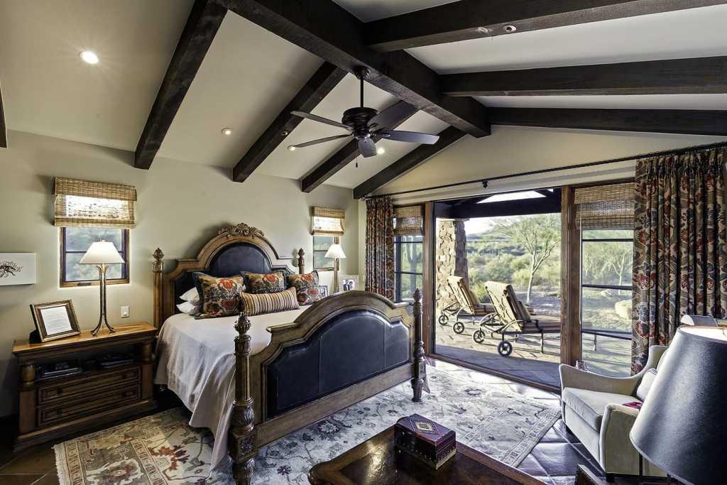 Cave Creek Ranch - Bedroom