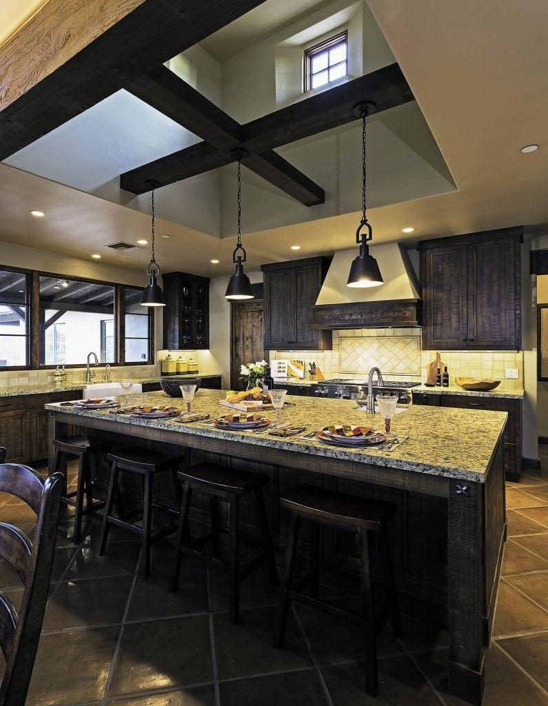 Cave Creek Ranch - Kitchen