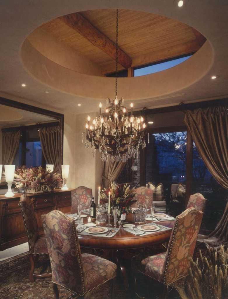 Desert Mountain Traditional - Kitchen/Dining