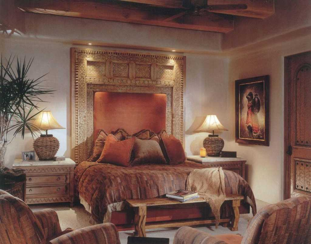 Desert Mountain - Traditional - Bedroom
