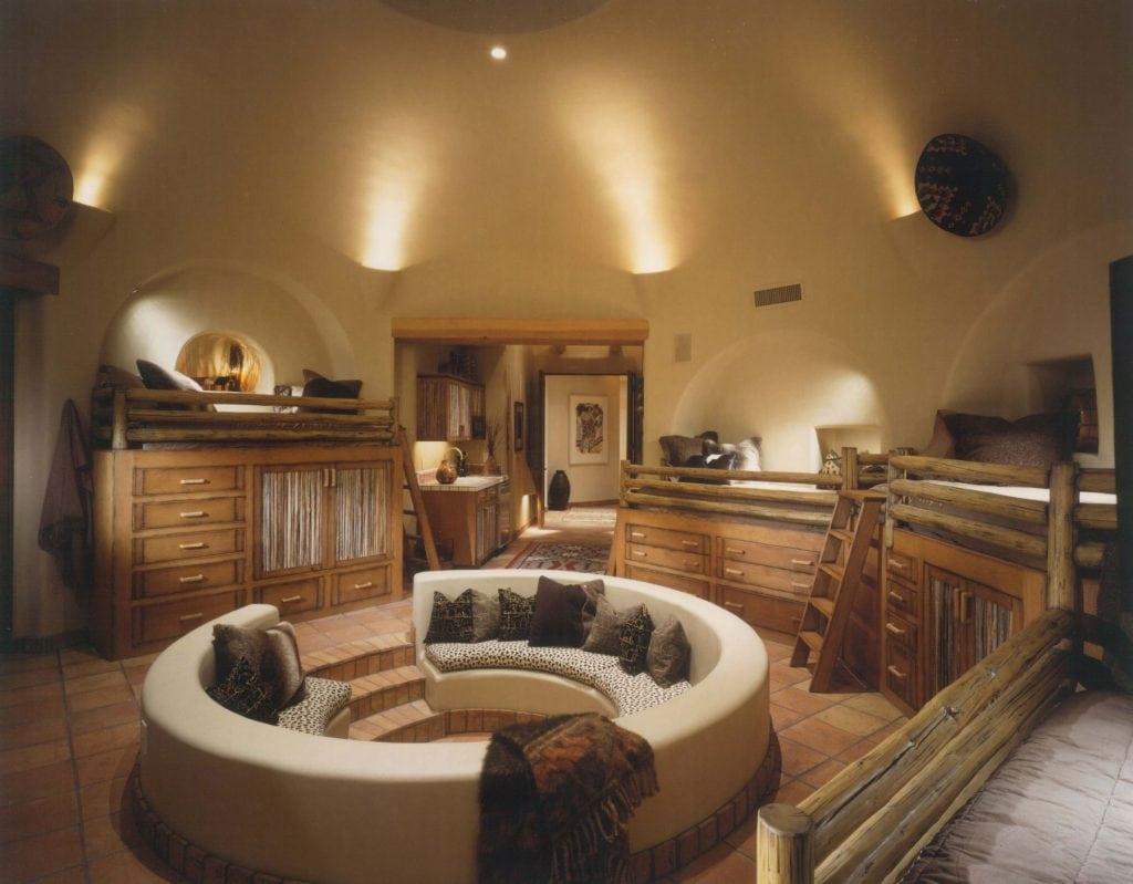 Desert Mountain - Children's Bedroom