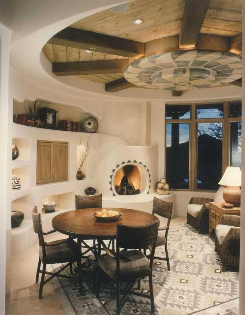 Desert Mountain - Southwestern - Dining/Kitchen