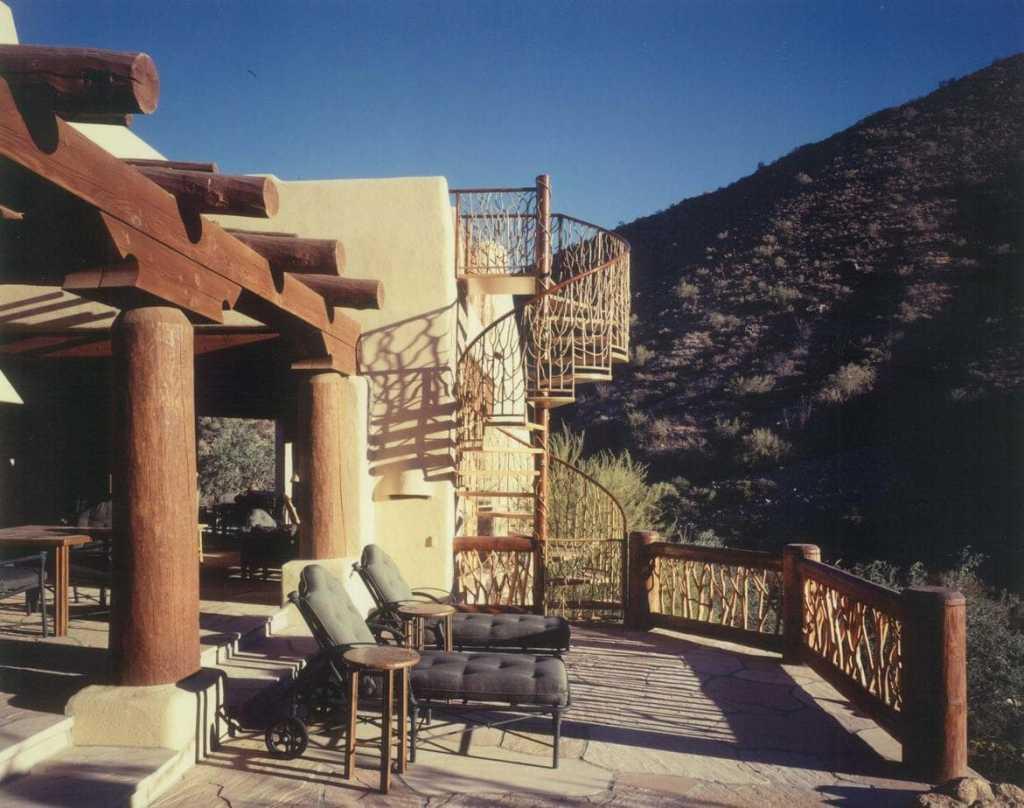Desert Mountain - Patio