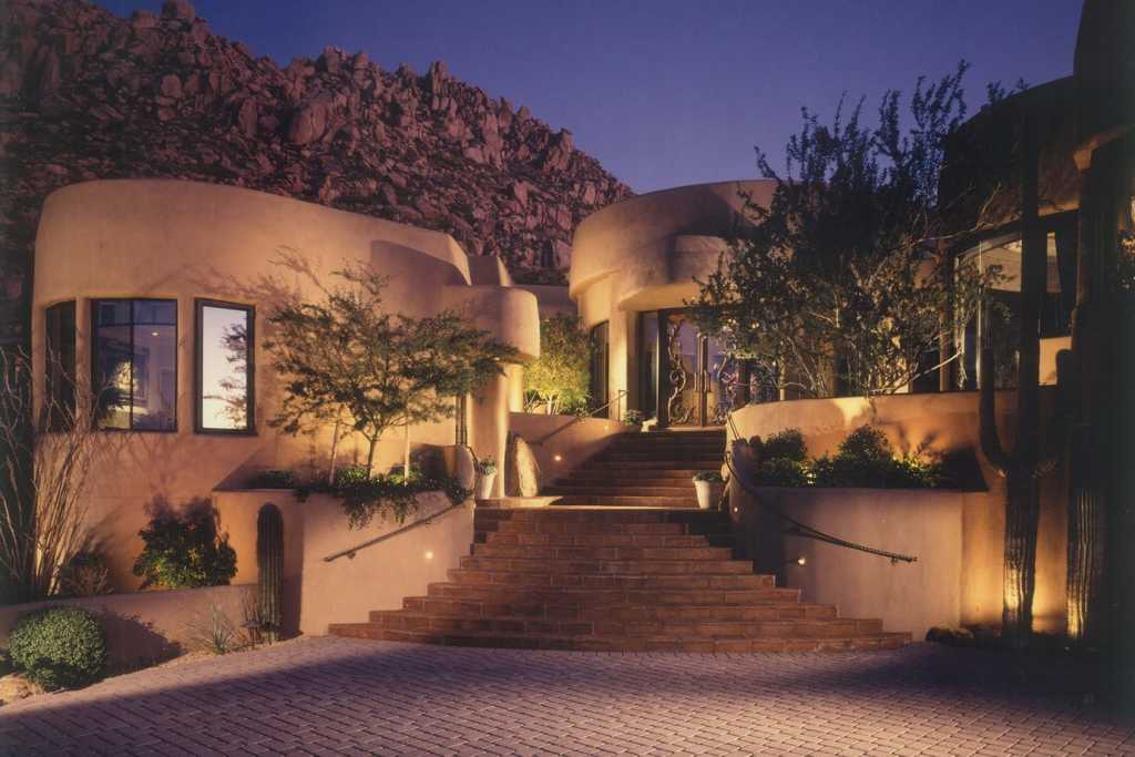 North Scottsdale - Southwest - Entryway