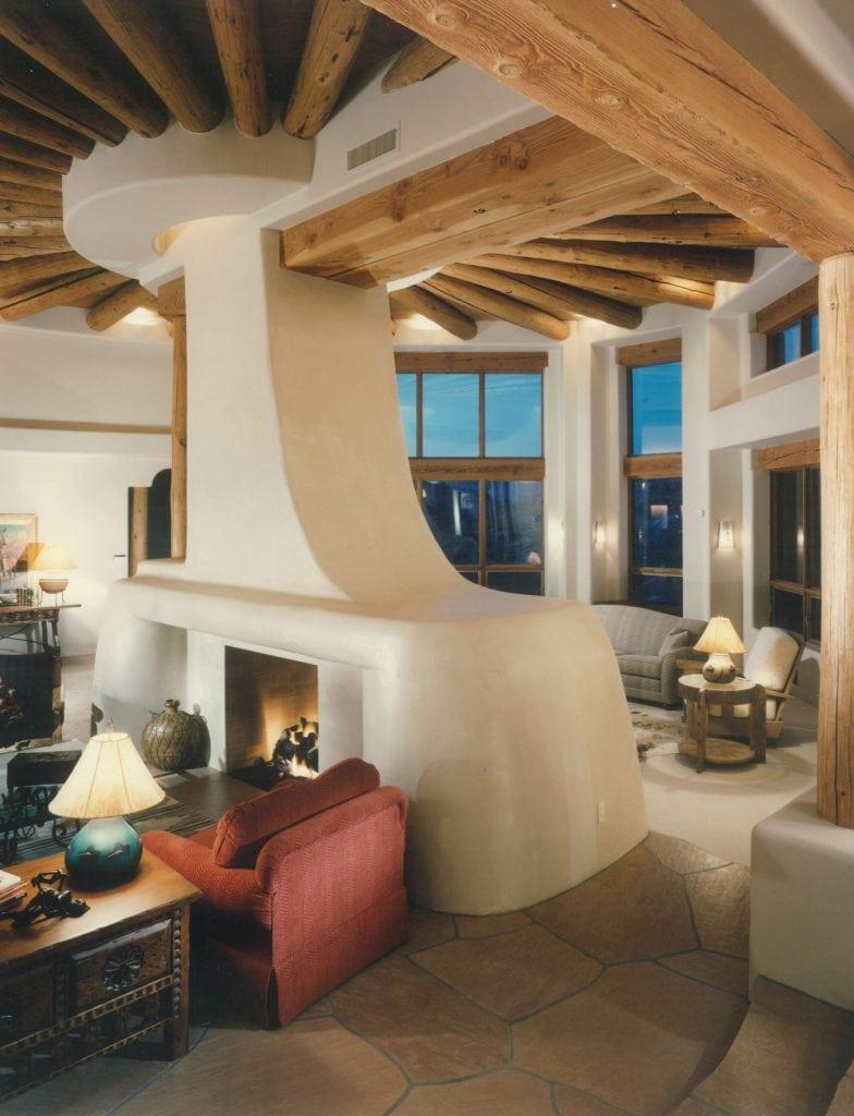 North Scottsdale - Living Room - Southwestern