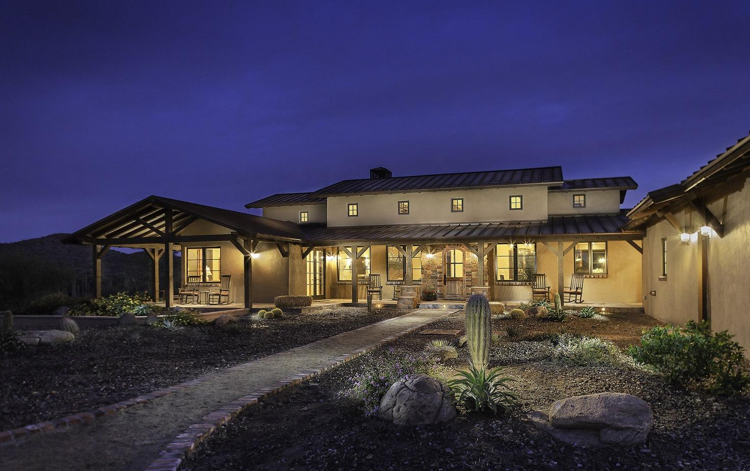 cave creek ranch house