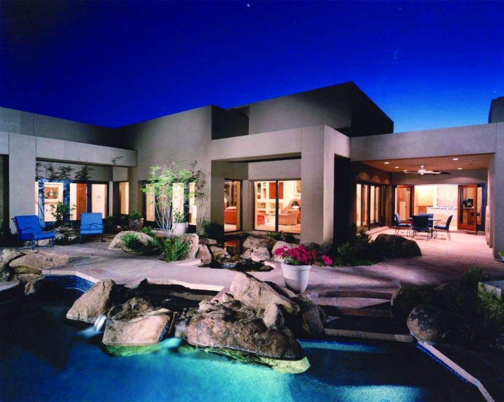 Scottsdale Modern - Patio & Pool