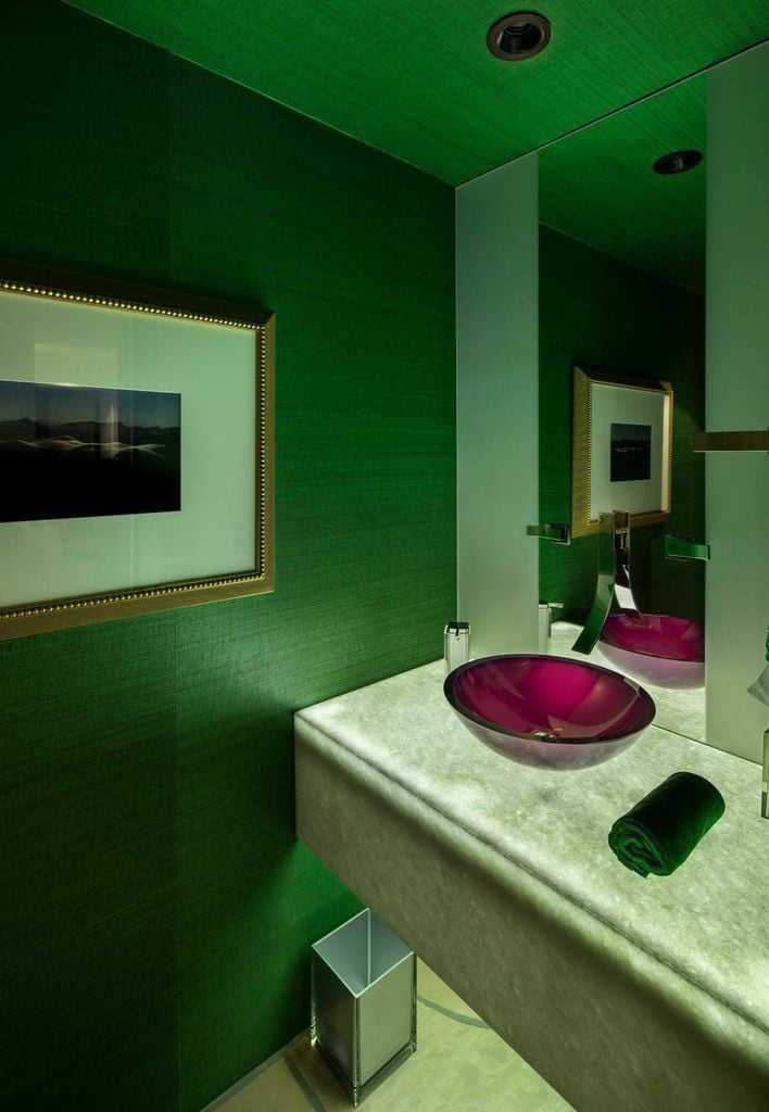Desert Mountain - Modern - Bathroom