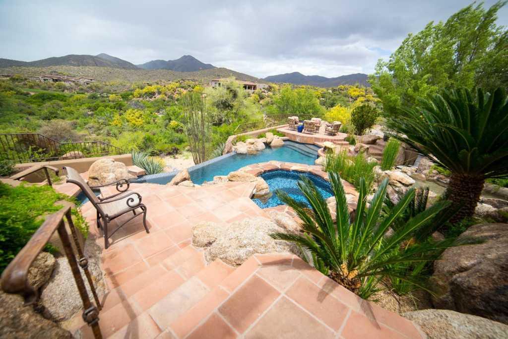 North Scottsdale - Patio & Pool