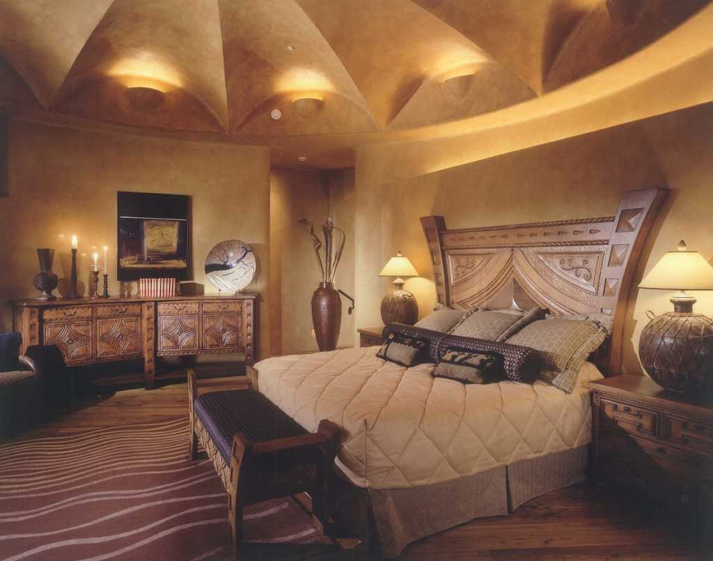 Desert Mountain Traditional - Bedroom