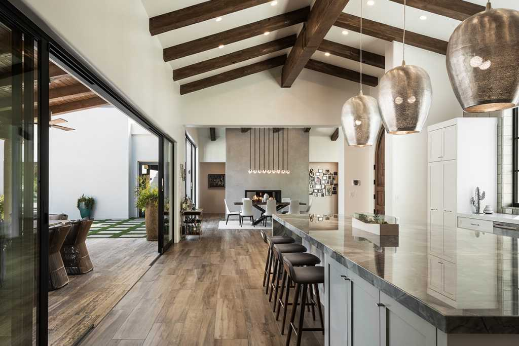 Paradise Valley - Kitchen and Dining